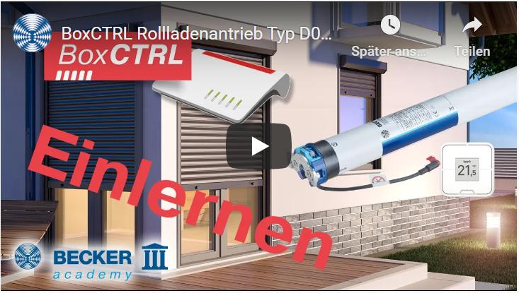BoxCTRL-Antriebe